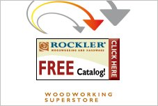 Woodworking Catalog from Rockler
